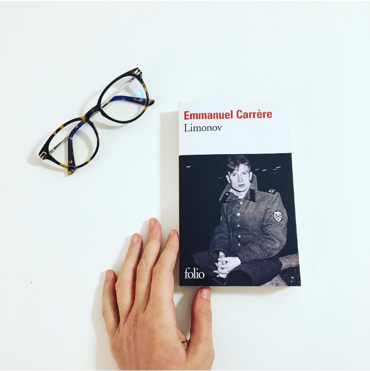 Limonov - Emmanuel Carrère - Editions POL - Prix Renaudot 2011