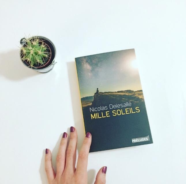 Mille Soleils - Nicolas Delesalle - Janvier 2018 - Preludes - the unamed bookshelf
