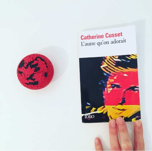 L'autre qu'on adorait - Catherine Cusset - Folio - the unamed bookshelf