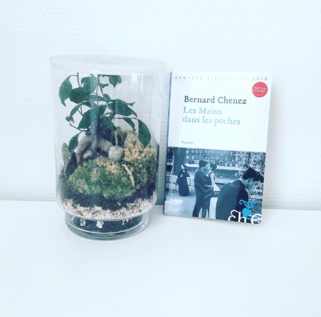 Les Mains dans les poches Bernard Chenez Editions Héloïse d'Ormesson Rentrée littéraire 2018 The Unamed Bookshelf