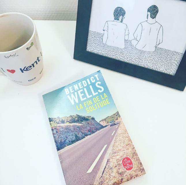 La Fin de la solitude Benedict Wells Le Livre de Poche The Unamed Bookshelf Prix des lecteurs 2019