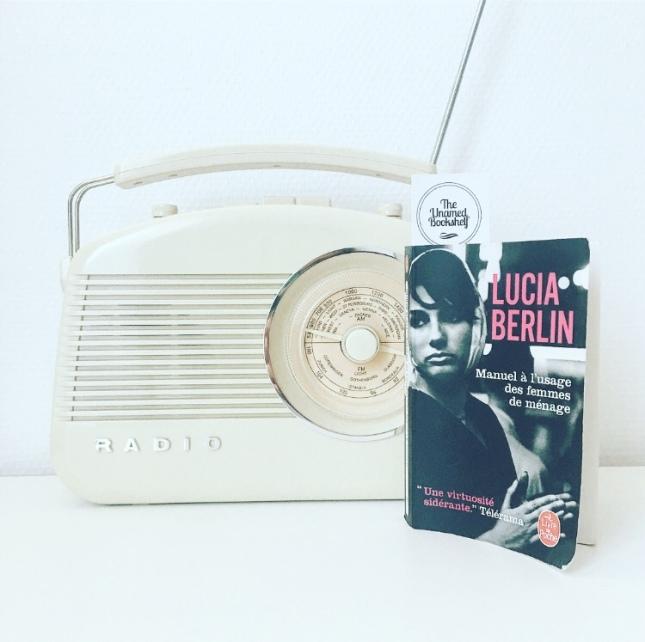 Manuel à l'usage des femmes de ménage, Lucia Berlin, Livre de Poche, Prix des lecteurs 2019, The Unamed Bookshelf