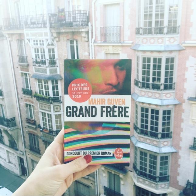 Grand frère Mahir Guven Livre de Poche Prix des Lecteurs 2019 The Unamed Bookshelf