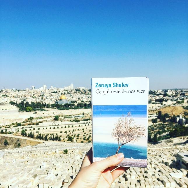 Ce qui reste de nos vies Zeruya Shalev Folio livres The Unamed Bookshelf Jerusalem