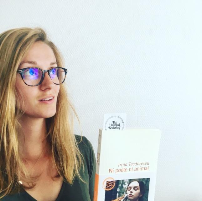 Ni poète ni animal Irina Teodorescu Editions Flammarion The Unamed Bookshelf Rentrée Littéraire 2019 Babelio