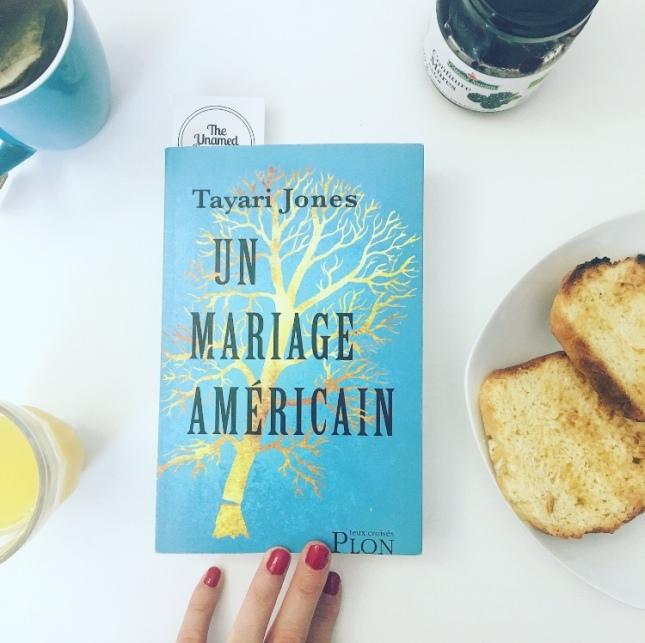 Un mariage américain Tayari Jones Editions Plon Grand Prix des Lectrices Elle 2020 The Unamed Bookshelf