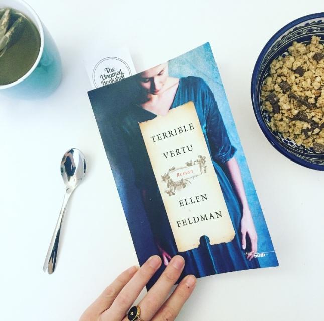 Terrible vertu Ellen Feldman Editions du Cherche midi The Unamed Bookshelf