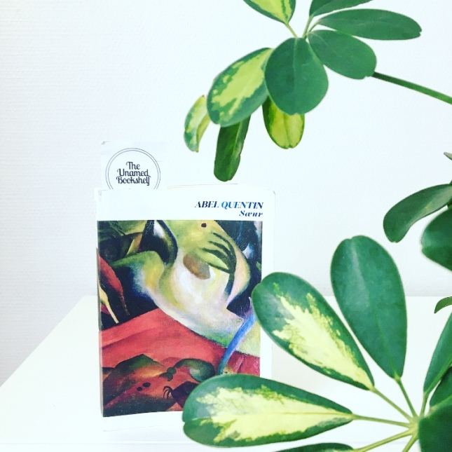 Sœur, Abel Quentin, Editions de l'Observatoire Rentrée Littéraire 2019 Premier roman The Unamed Bookshelf