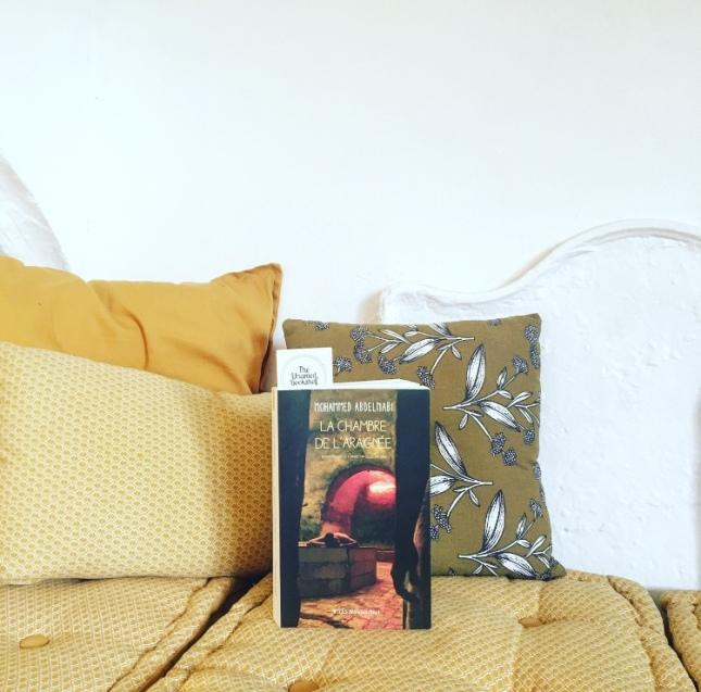 La chambre de l'araignée Mohammed Abdelnabi Actes Sud Prix de la littérature arabe The Unamed Bookshelf
