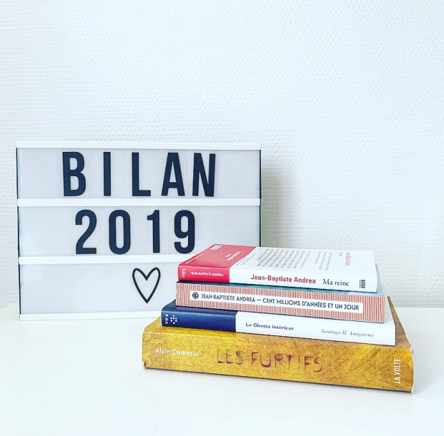 Bilan 2019 The Unamed Bookshelf Livres Coups de coeur
