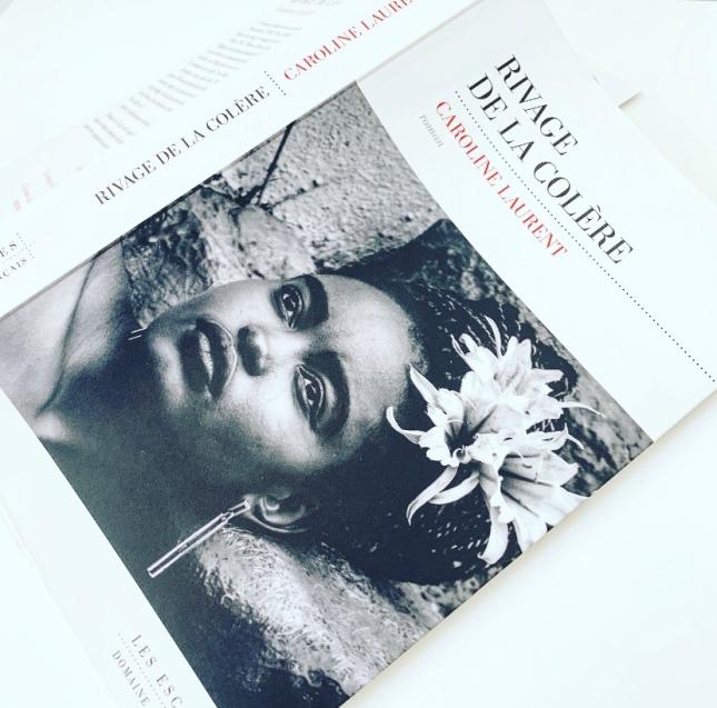 Rivage de la colère Caroline Laurent Les Escales Rentrée Littéraire Janvier 2020 The Unamed Bookshelf