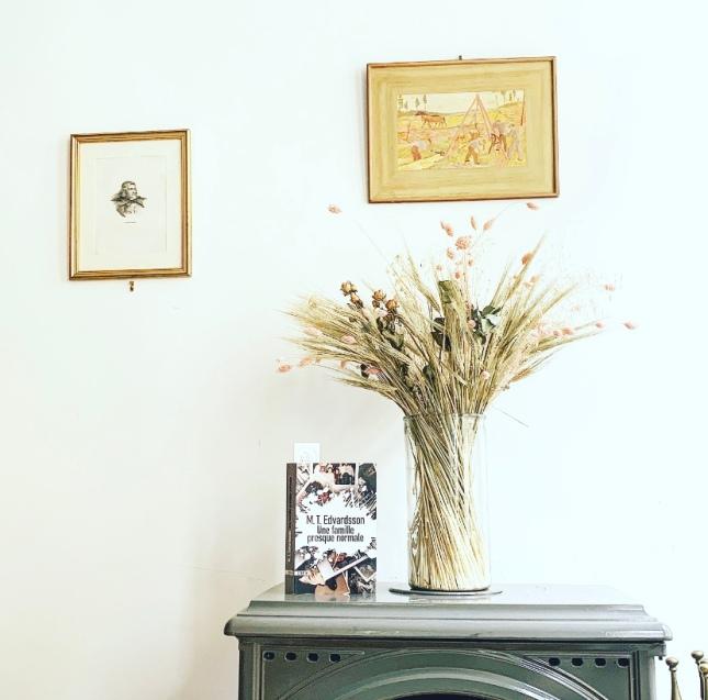 Une famille presque normale M.T. Edvarsson, Sonatine Editions Grand Prix des lectrices Elle 2020 The Unamed Bookshelf
