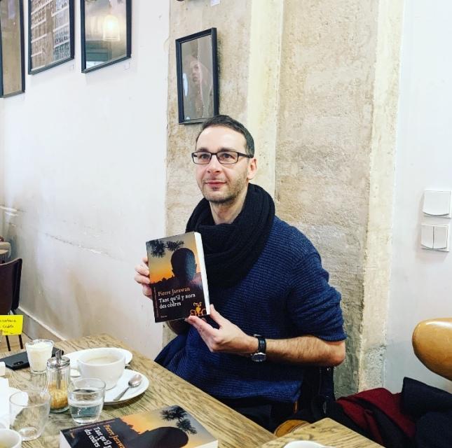 Tant qu'il y aura des cèdres Pierre Jarawan Editions Héloïse d'Ormesson Mars 2020 The Unamed Bookshelf