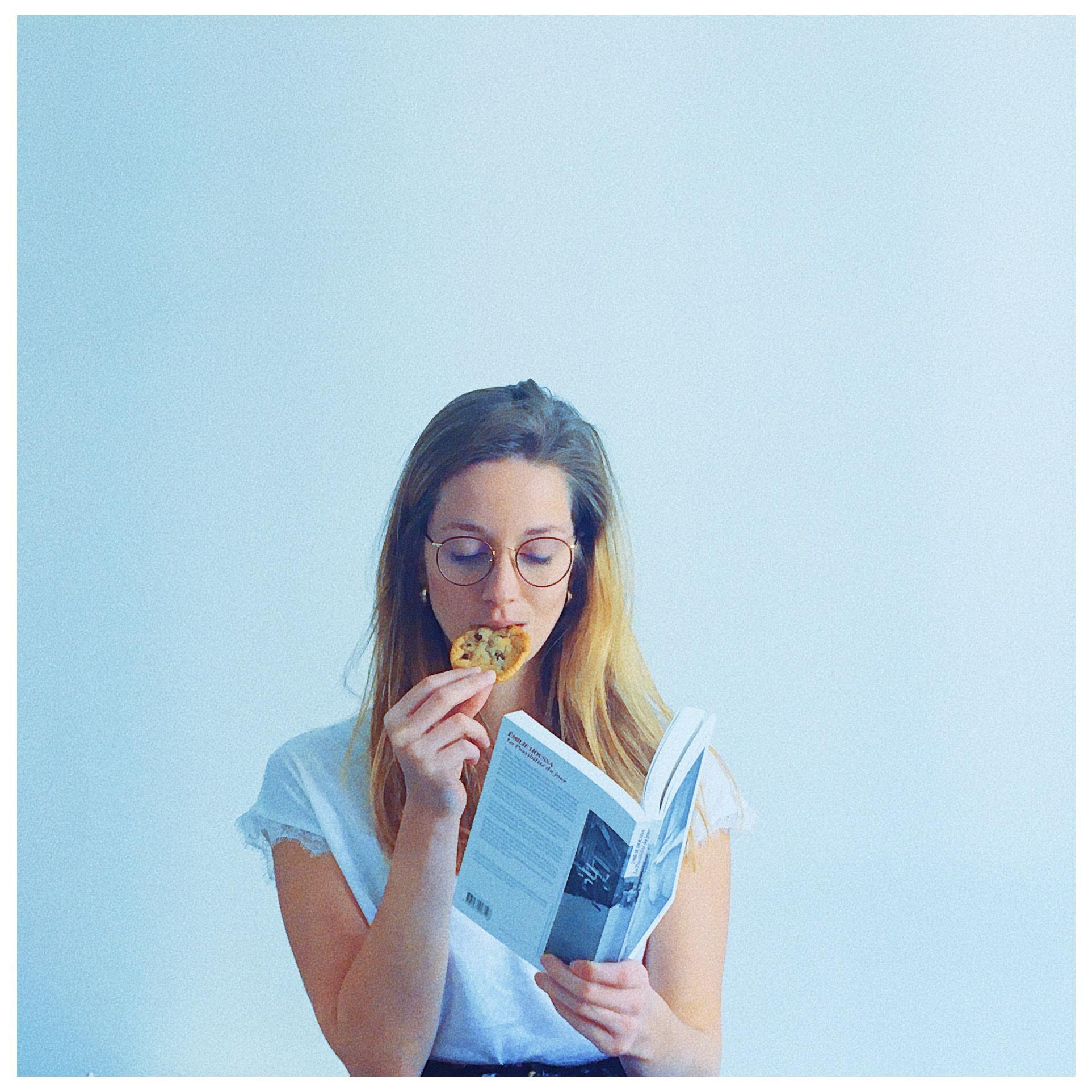 La possibilité du jour Emilie Houssa Editions de l'Observatoire 2020 The Unamed Bookshelf
