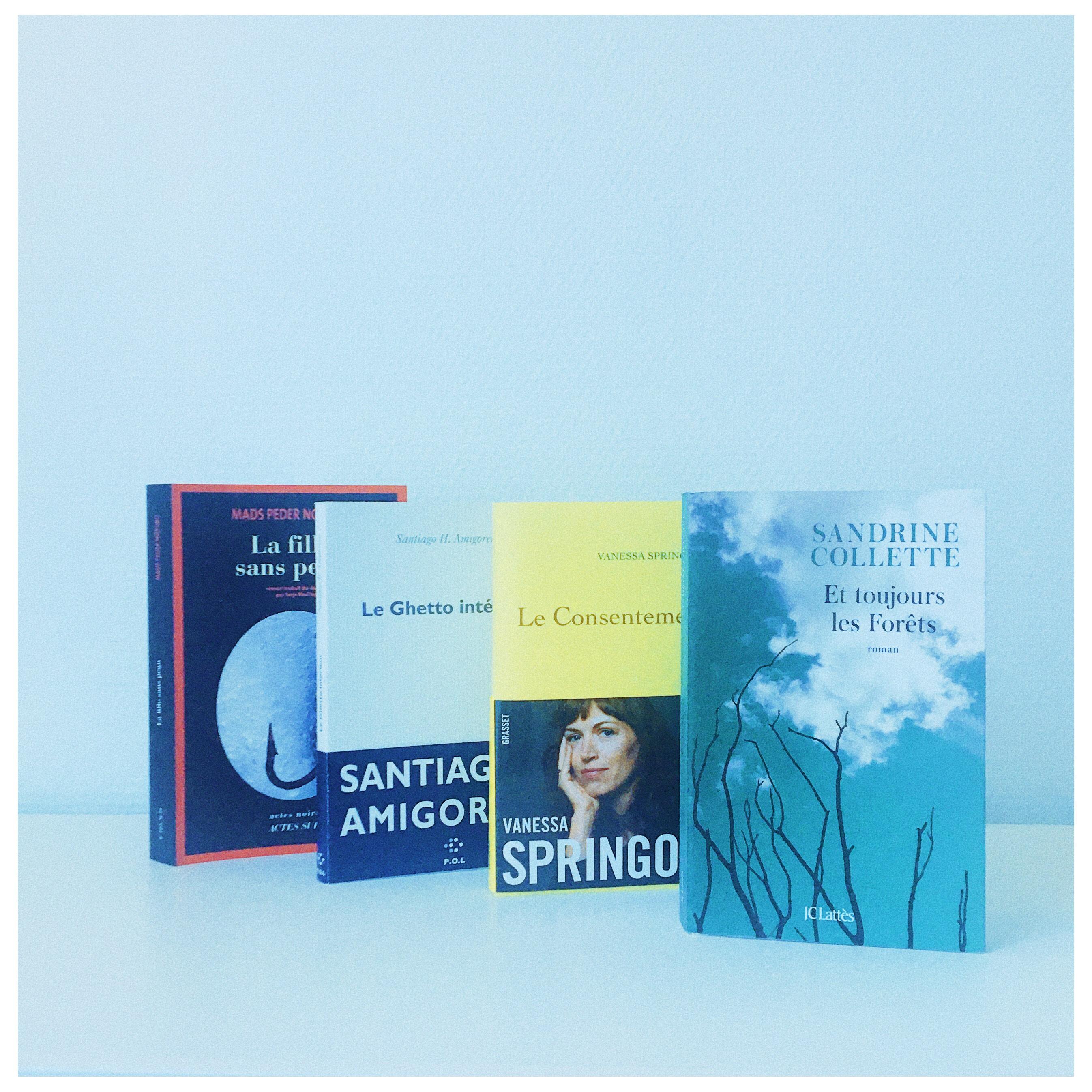 Grand Prix des Lectrices ELLE 2020 The Unamed Bookshelf