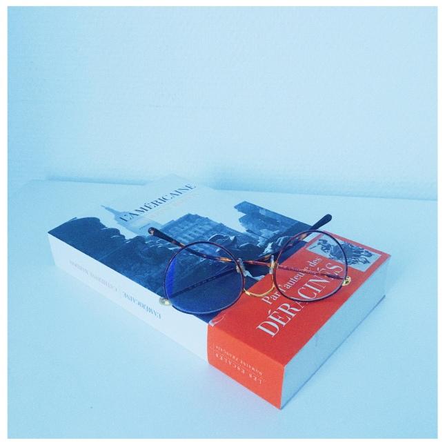 L'Américaine Catherine Bardon Editions Les Escales The Unamed Bookshelf