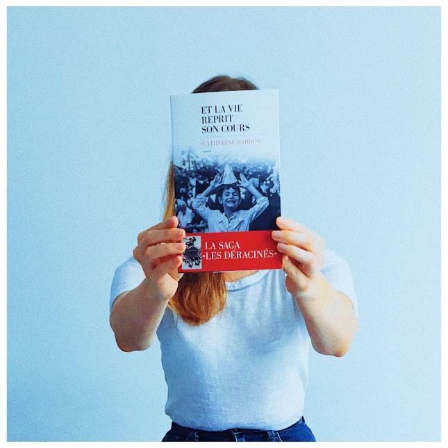 Et la vie reprit son cours Catherine Bardon Les Escales The Unamed Bookshelf