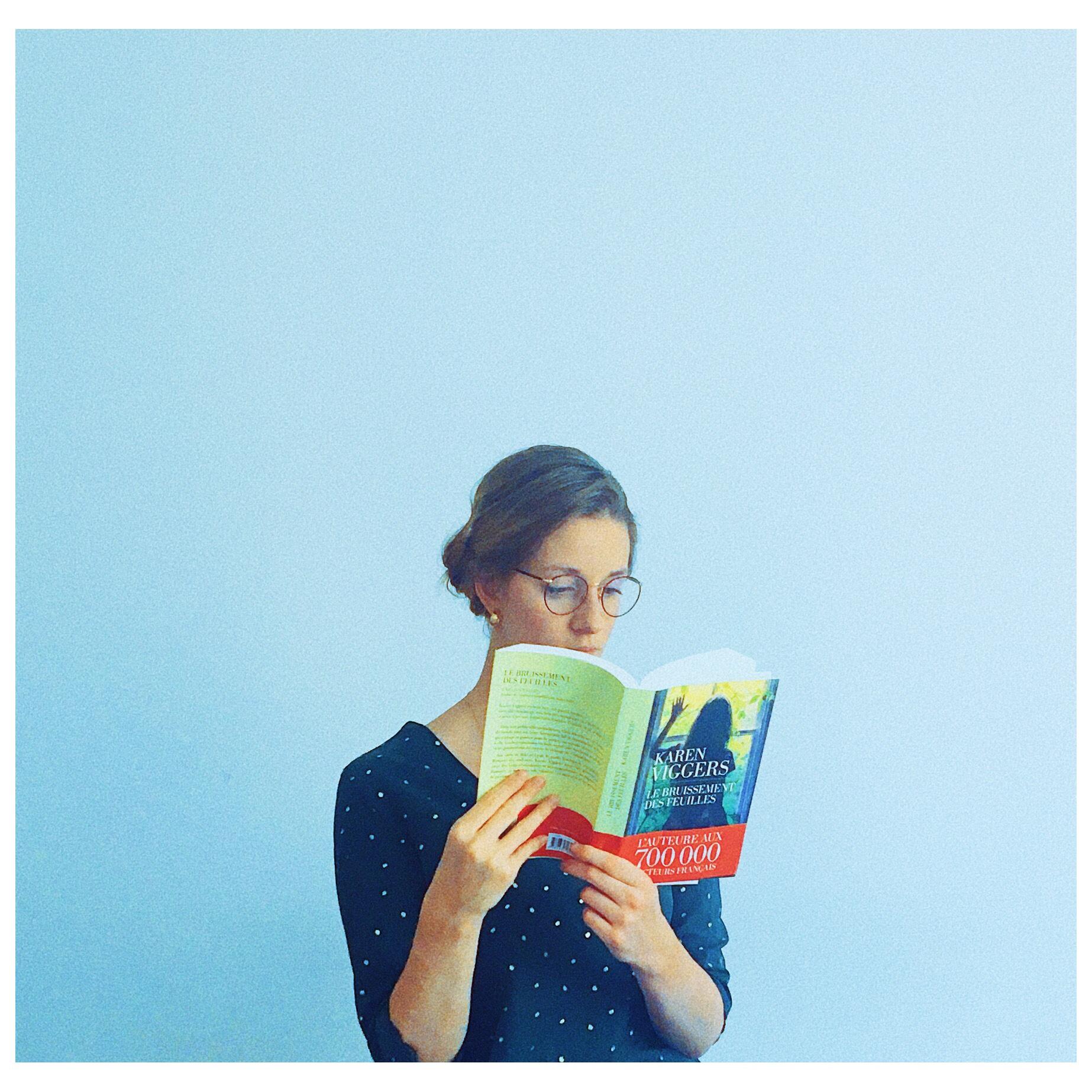 Le Bruissement des feuilles Karen Viggers Editions Les Escales 2019 The Unamed Bookshelf