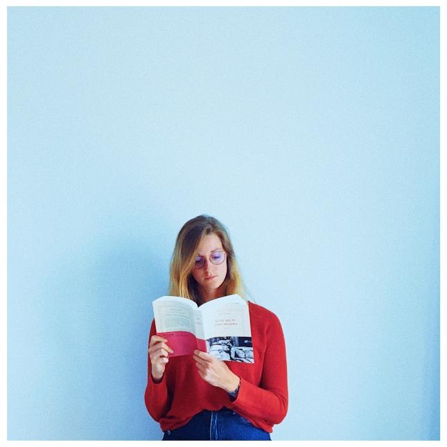 La vie que tu t'étais imaginée Nelly Alard Editions Gallimard Sissi Elissa Landi The Unamed Bookshelf