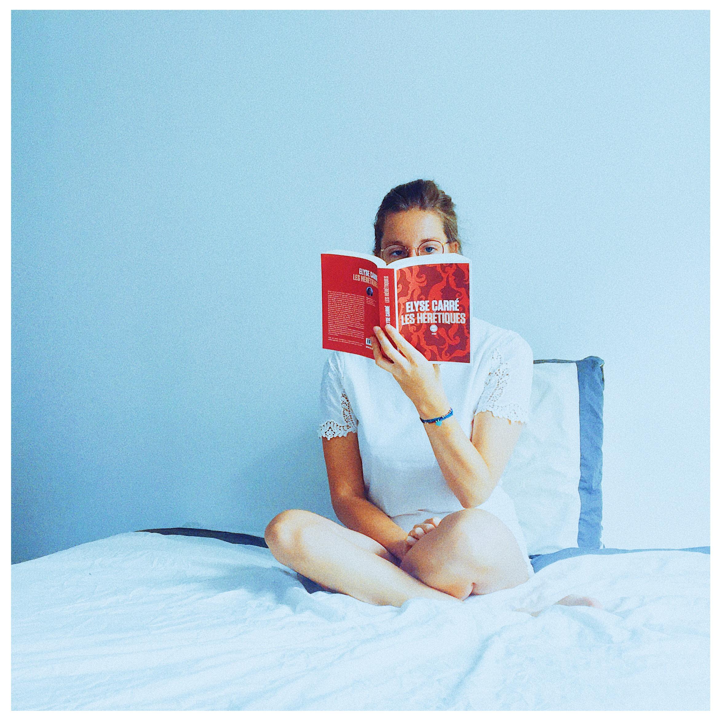 Les Hérétiques Elyse Carré Editions Inculte The Unamed Bookshelf