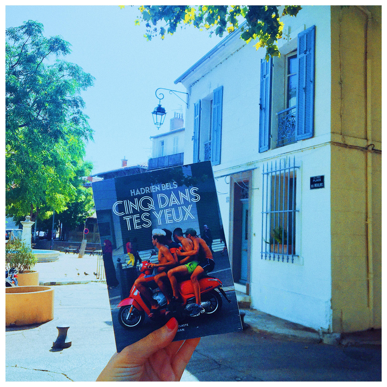 Cinq dans tes yeux, Hadrien Bels, Editions de l'Iconoclaste, Rentrée littéraire 2020, The Unamed Bookshelf