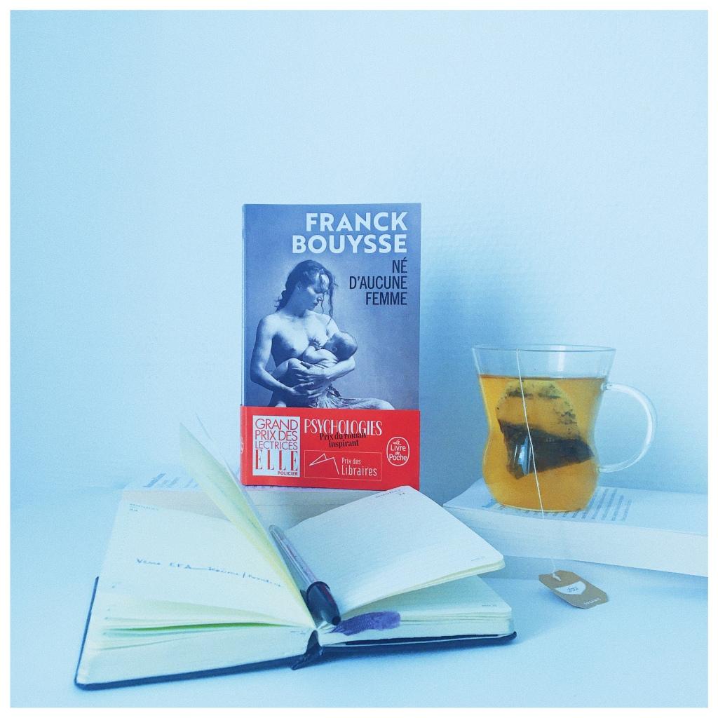 Né d'aucune femme, Franck Bouysse, Livre de Poche, Grand Prix des Lectrices Elle 2019, The Unamed Bookshelf