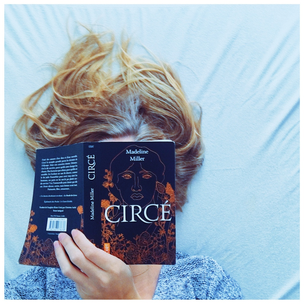 Circé Madeline Miller Pocket Mythologie grecque The Unamed Bookshelf