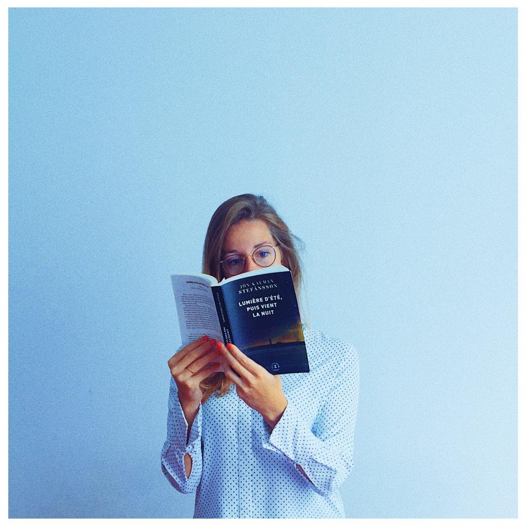 Lumière d'été puis vient la nuit Jón Kalman Stefánsson Editions Grasset Rentrée littéraire 2020 The Unamed Bookshelf