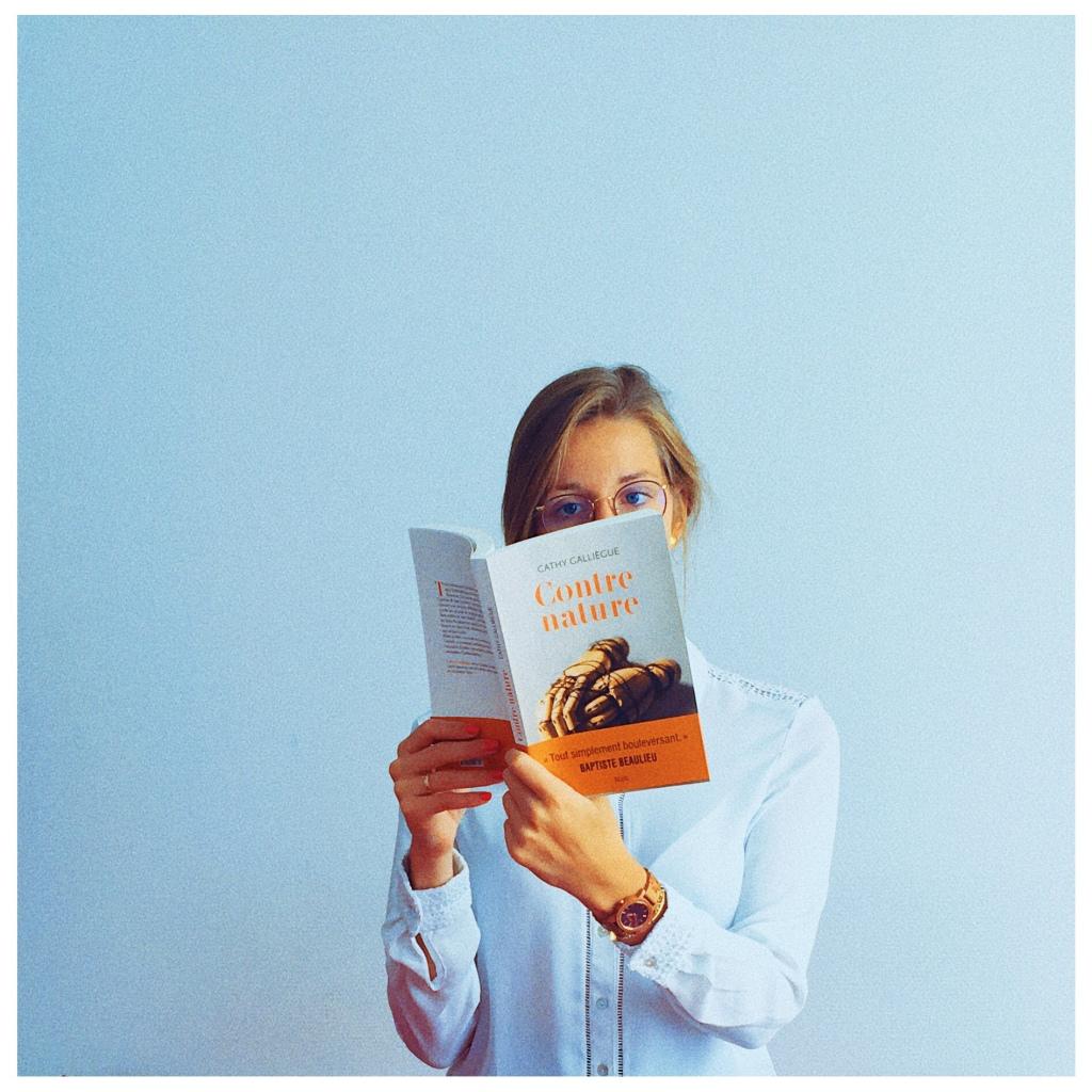 Contre-nature Cathy Galliègue Editions du Seuil Rentrée littéraire 2020 The Unamed Bookshelf