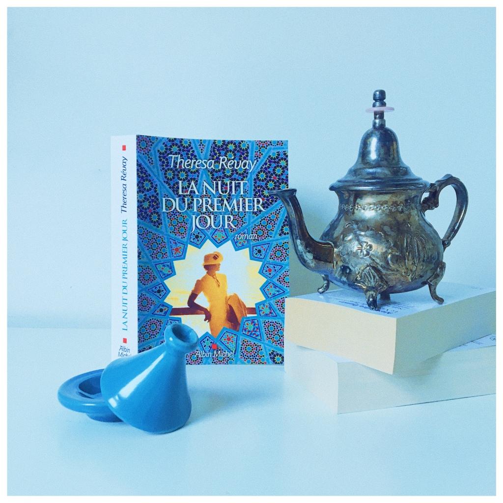 La nuit du premier jour, Theresa Revay, Editions Albin Michel, Rentrée littéraire 2020, The Unamed Bookshelf