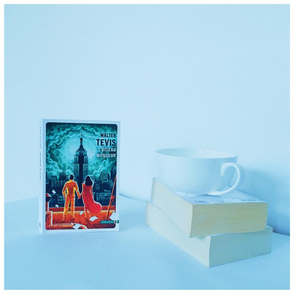 L'Oiseau Moqueur Walter Tevis Éditions Gallmeister Anticipation Science-fiction The Unamed Bookshelf