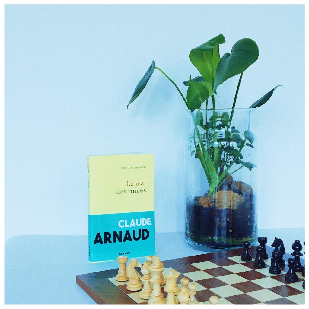 Le mal de pierres Claude Arnaud Editions Grasset Rentrée littéraire de Janvier 2021 The Unamed Bookshelf Corse Identité Héritage