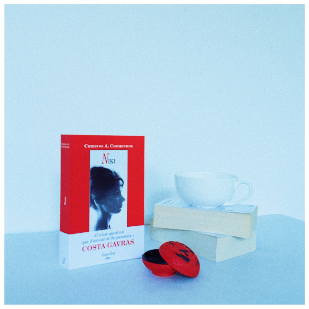 Niki Christos A. Chomenidis Editions Viviane Hamy Rentrée littéraire 2021 The Unamed Bookshelf