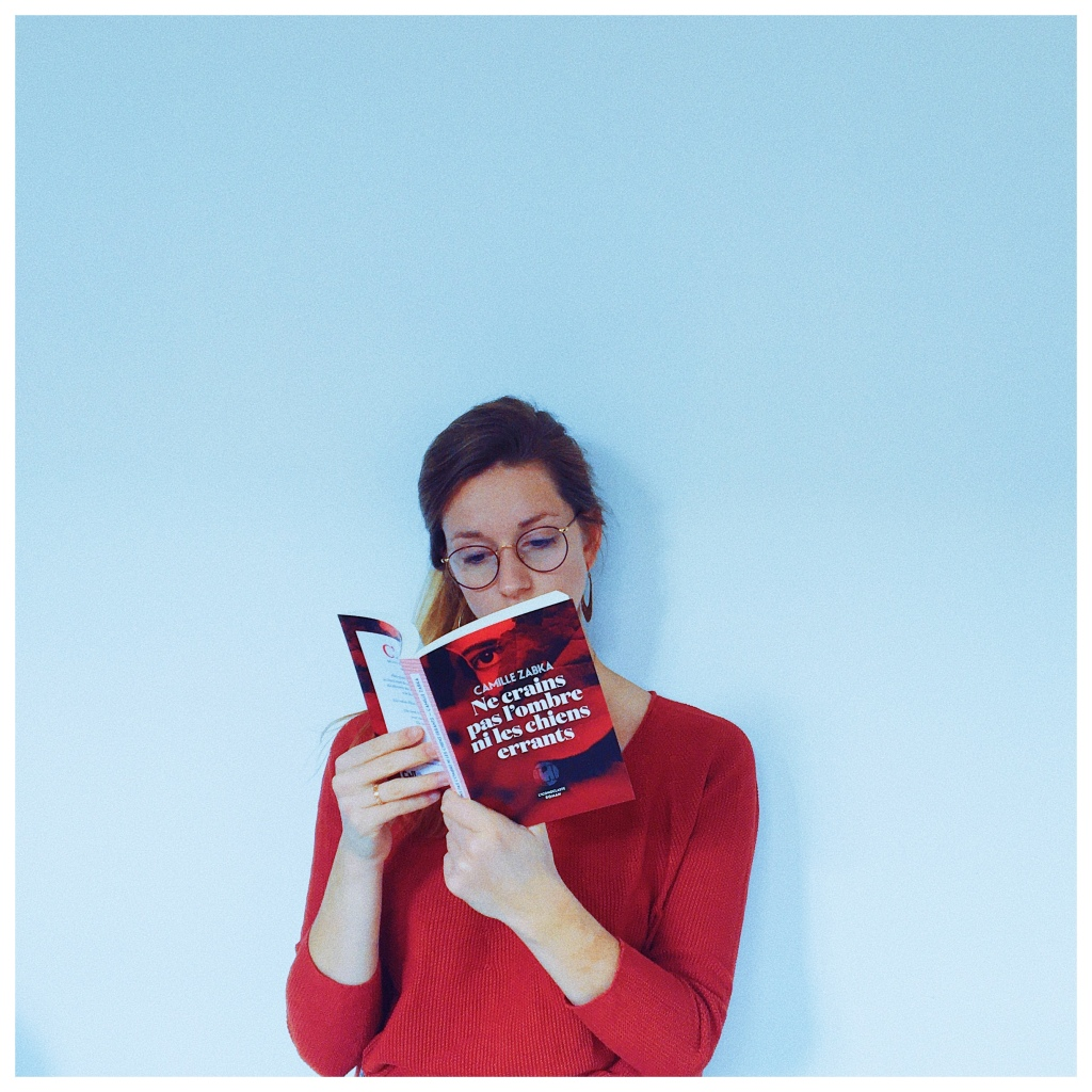Ne crains pas l'ombre ni les chiens errants Camille Zabka Éditions de l'Iconoclaste Rentrée littéraire Janvier 2021 The Unamed Bookshelf