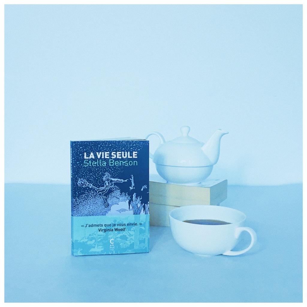 La Vie Seule Stella Benson Editions Cambourakis The Unamed Bookshelf 2020