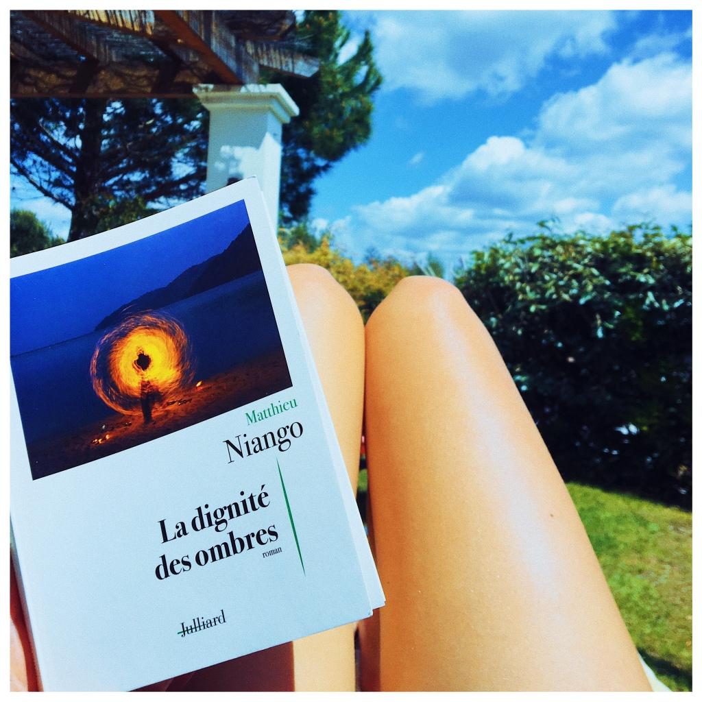 La dignité des ombres, Mathieu Niango, Editions Julliard, The Unamed Bookshelf, Anticipation, Démocratie, Roman