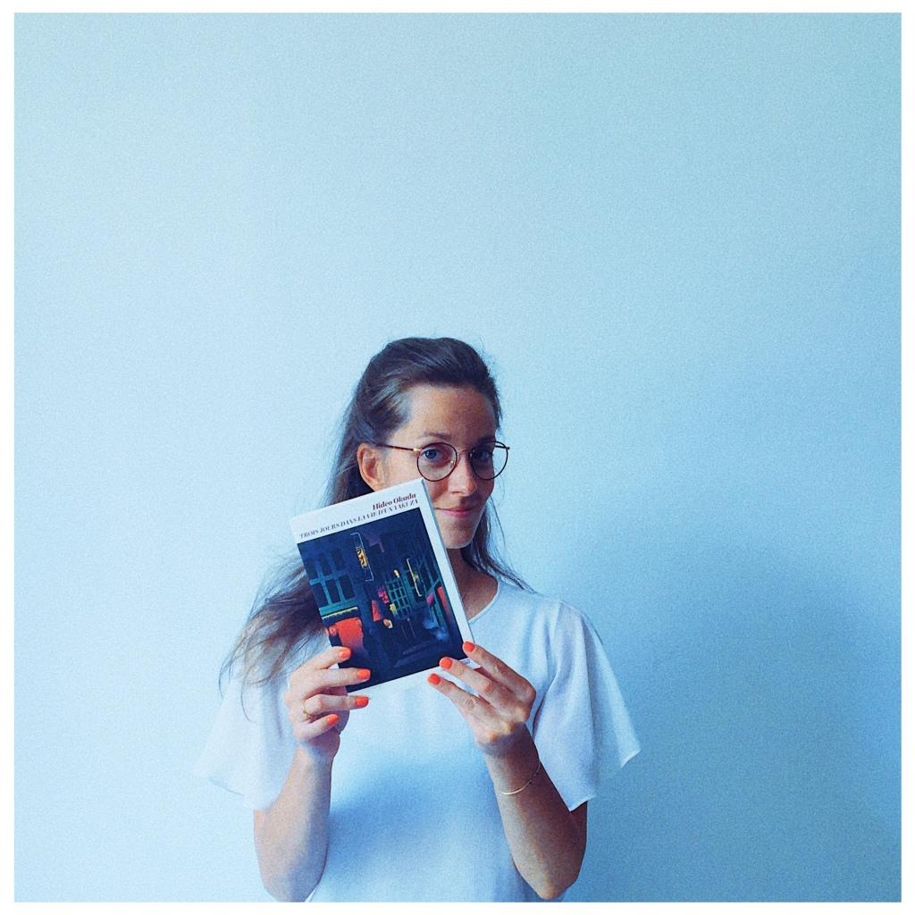 Trois jours dans la vie d'un yakuza, Hideo Okuda, Editions de l'Observatoire Japon The Unamed Bookshelf