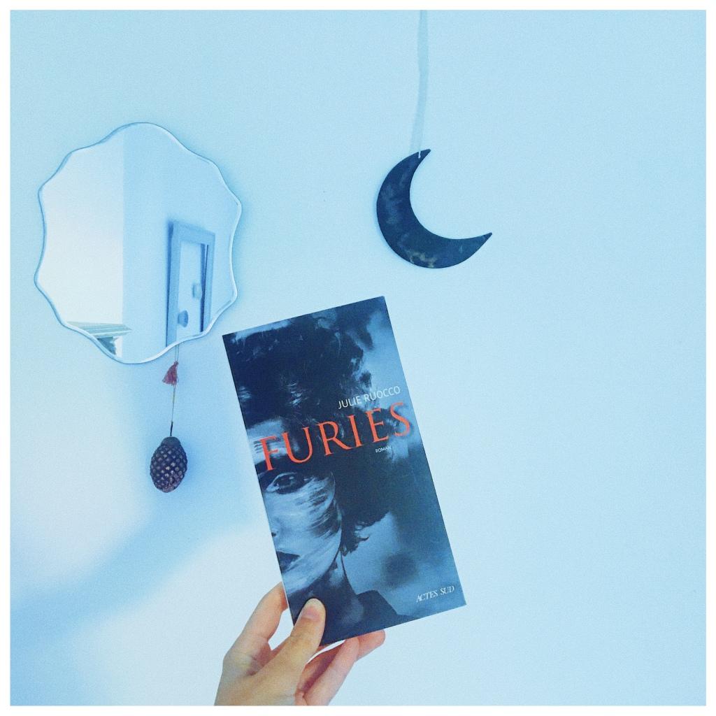 Furies, Julie Ruocco, Actes Sud, Rentrée littéraire 2021, Syrie, Guerre, Etat islamique, The Unamed Bookshelf