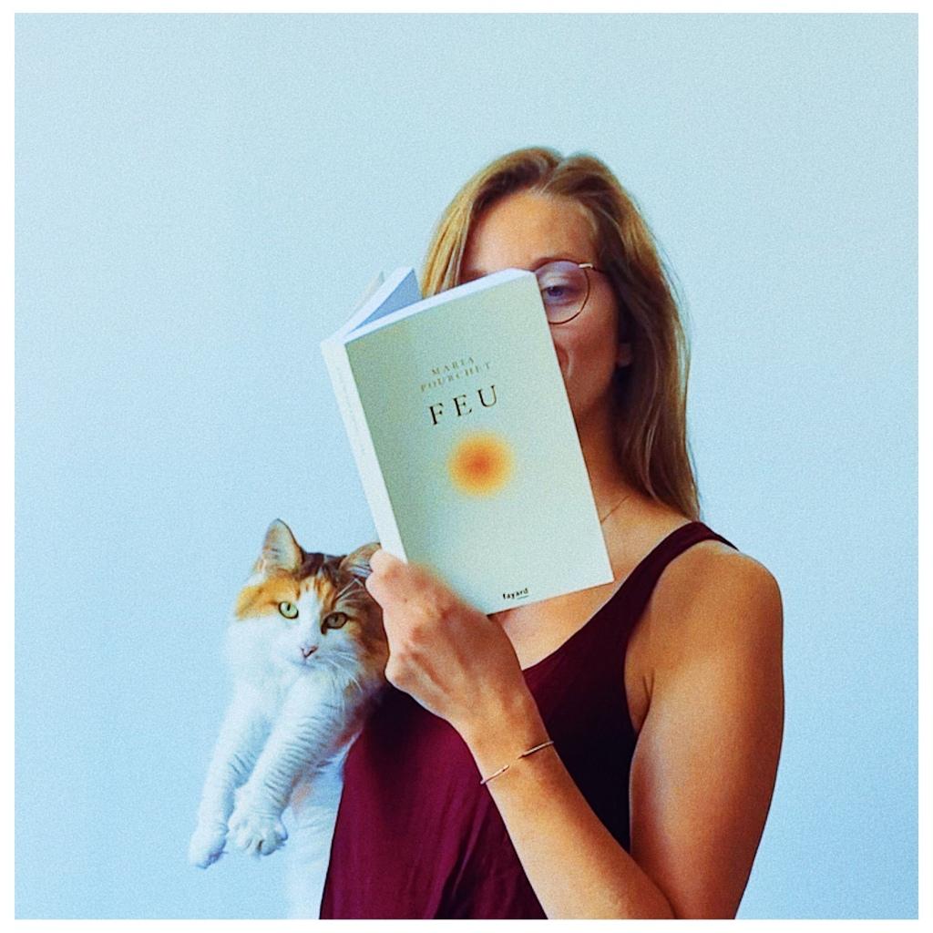 Feu Maria Pourchet Rentrée littéraire 2021 The Unamed Bookshelf
